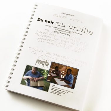 Mission Evangélique Braille (MEB) Braille course